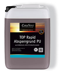 TOP Rapid Absperrgrund PU